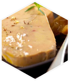 cooking class  : the foie gras